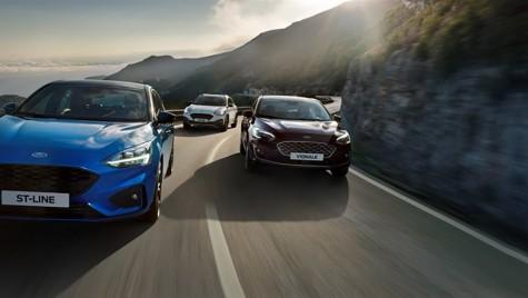 Ford lansează a patra generație Focus la 20 de ani de la debutul modelului!