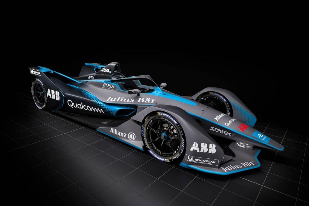 Formula E Mercedes