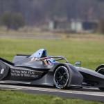 Formula E BMW