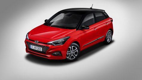 Hyundai i20 Facelift – Mai sigur și mai inteligent