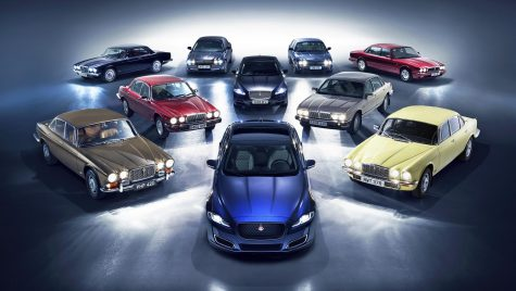 Jaguar XJ sărbătorește jumătate de secol cu o ediție specială