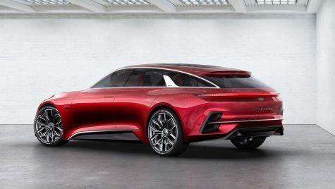 Kia Proceed Shooting Brake în versiune de serie va fi dezvăluită la Paris