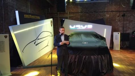 Lamborghini Urus a fost lansat oficial în România