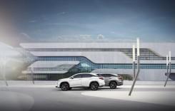 Lexus RX L – Primul SUV cu șapte locuri de la Lexus