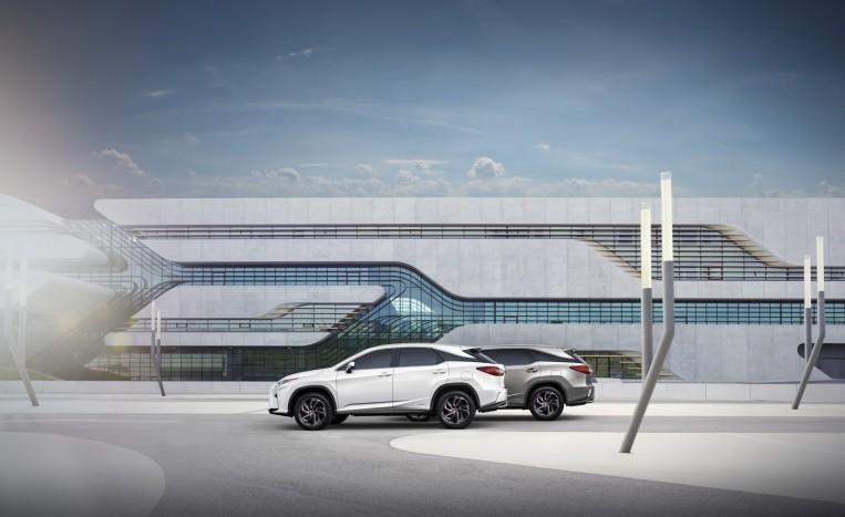 Lexus RX L (7)