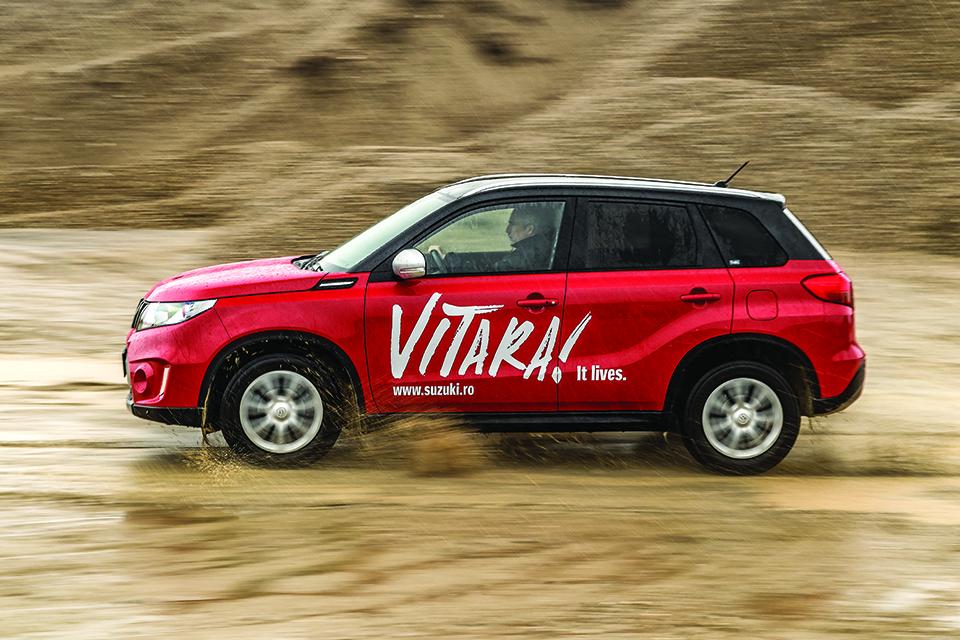 Rabla 2021 - Suzuki Vitara