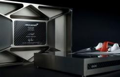 McLaren BP23. Sculptura care dezvăluie cum va arăta hypercar-ul