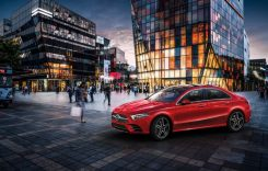 Beijing 2018 – Mercedes-Benz A-Class L Sedan a văzut lumina zilei