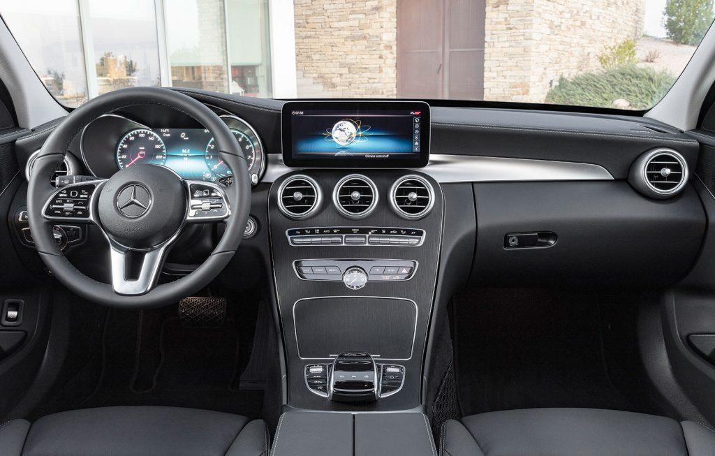 Mercedes-Benz Clasa C 3