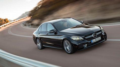 38.800 de euro este prețul de pornire pentru Mercedes-Benz Clasa C facelift