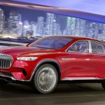 Mercedes-Maybach Vision Ultimate Luxury 7