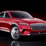 Mercedes-Maybach Vision Ultimate Luxury 8