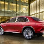 Mercedes-Maybach Vision Ultimate Luxury 9