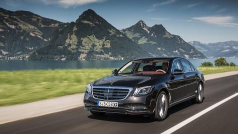 Limuzina electrică Mercedes-EQ S va fi lansată în 2020