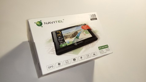 Test Navitel E500 Magnetic