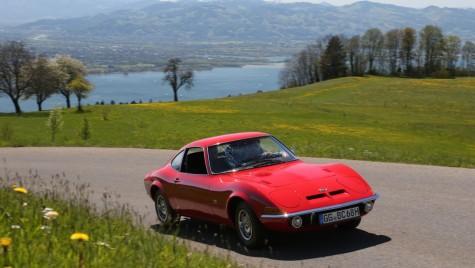 Aniversare – Jumătate de secol de Opel GT