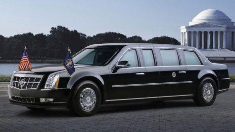 Viitoarea limuzină a lui Donald Trump a fost livrată Serviciilor Secrete