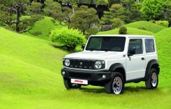 Proiecte secrete- Suzuki Jimny: Bonsai 4×4 se întoarce