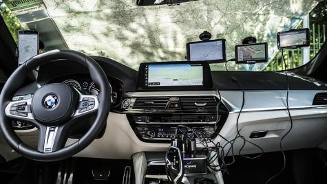 Test comparativ sisteme de navigație