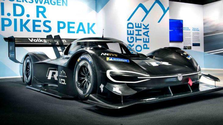 Volkswagen ID R Pikes Peak e mașina cu care nemții vor să doboare recordul de viteză pentru electrice