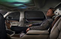 Volvo S90 Ambience Concept – Mașina simțurilor va fi prezentată la Beijing