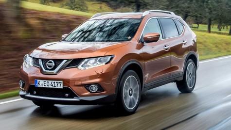 Test: Nissan X-Trail 2.0 Diesel