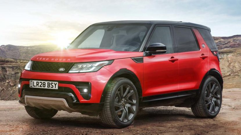 Land Rover SUV-uri mici