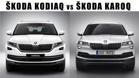 Prezentare: Škoda Karoq/Kodiaq