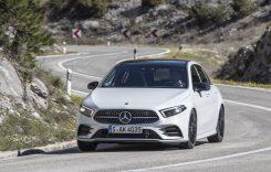 Primul test Mercedes Clasa A