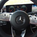 Mercedes A-Class Split 2018 test drive 14
