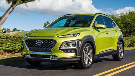 Hyundai pregătește un Kona N ultra-performant