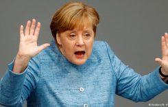 Angela Merkel apără industria auto