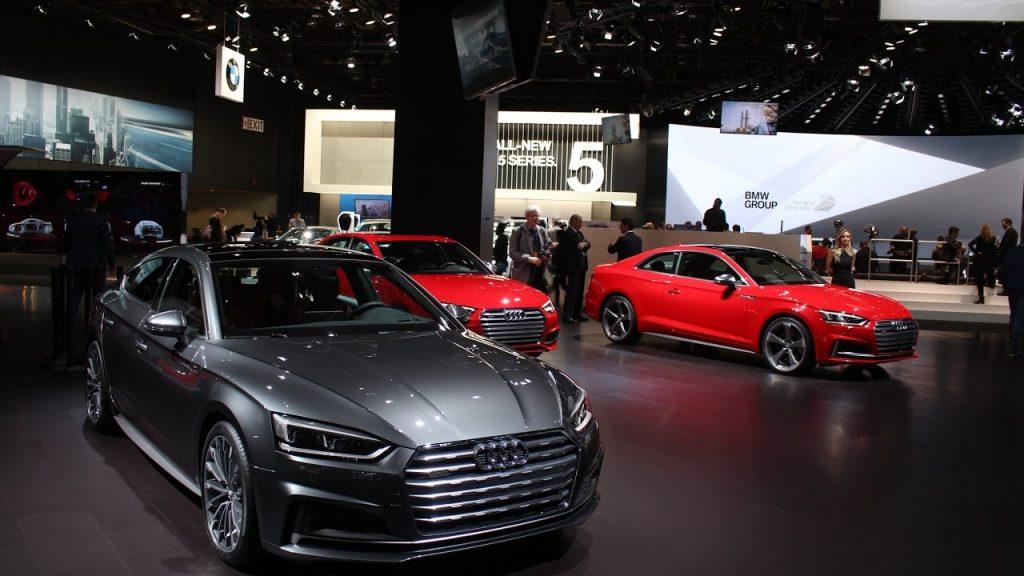 Audi Salonul Auto de la Detroit