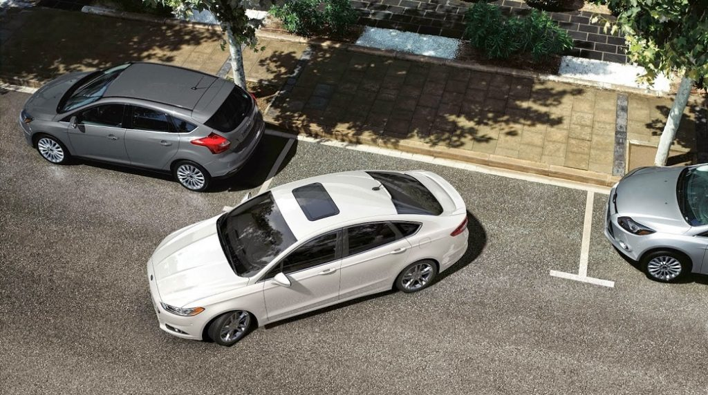 AutoExpert (5) parcarea mașinii