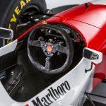 Ayrton Senna McLaren Bernie Ecclestone