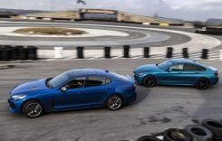 Test auto comparativ BMW 420d Gran Coupé vs Kia Stinger
