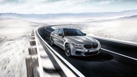 A sosit noul BMW M5 Competition, simbol al performanțelor excepționale și exclusivității