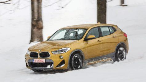 Drive test BMW X2