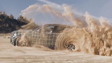 Viitorul BMW X5 este testat în condiții extreme, de la Cercul Polar până în Africa de Sud