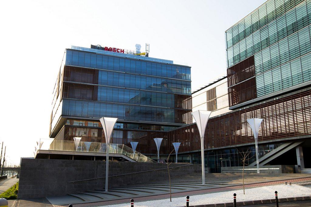 Bosch Service Solutions Timisoara