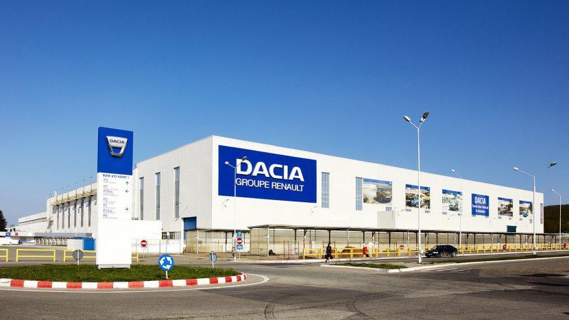 Dacia uzina