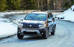 Dacia Duster în Top 3 SUV-uri mici în Europa
