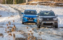 Test comparativ Dacia Duster vs Nissan Qashqai