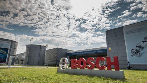 Bosch înregistrează o creștere puternică în România