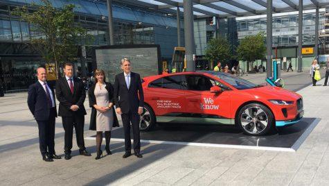Flotă verde – Aeroportul Heathrow din Londra va primi 200 de unități Jaguar I-Pace