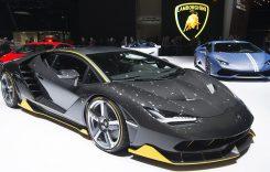 Nici Lamborghini nu merge la Salonul Auto de la Paris. Sunt zece absenți!