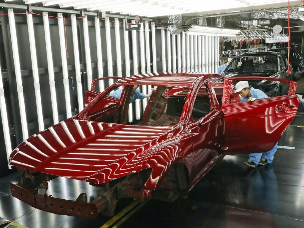 Mazda uzina