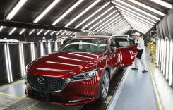 Mazda a ajuns la 50 de milioane de mașini construite în Japonia
