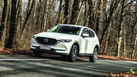 Drive test Mazda CX-5 G194 Revolution Top 4×4 AT