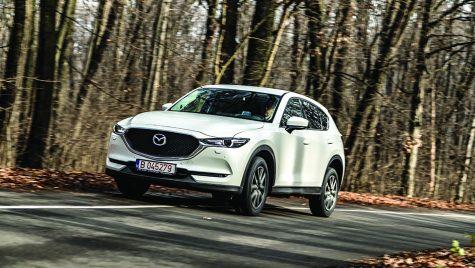Drive test Mazda CX-5 G194 Revolution Top 4×4 AT